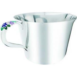 Серебряная чашка