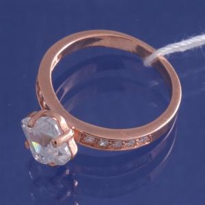 Кольцо Лилия з