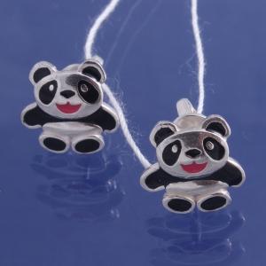 Пусеты Панда