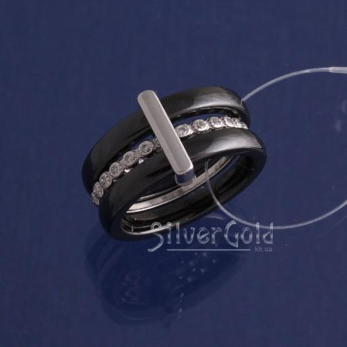 Кольцо ч005