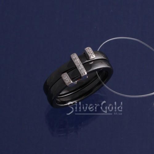 Кольцо ч011