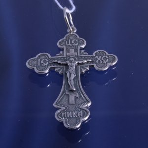 Крест Свеча
