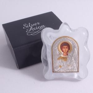 Икона в Муран. стекле