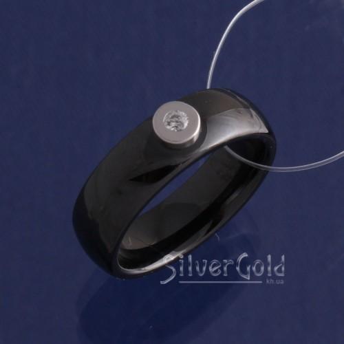 Кольцо ч058