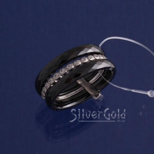 Кольцо ч005а